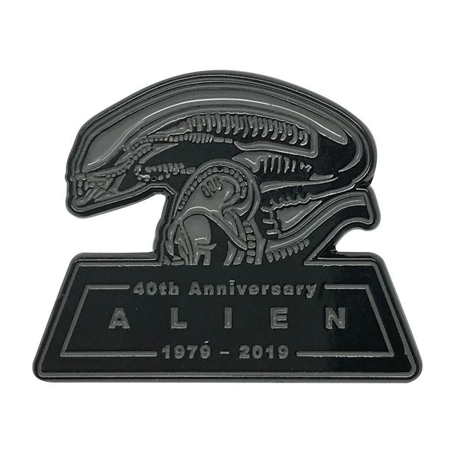 Alien - Pin\'s en édition limité 40 ème anniversaire