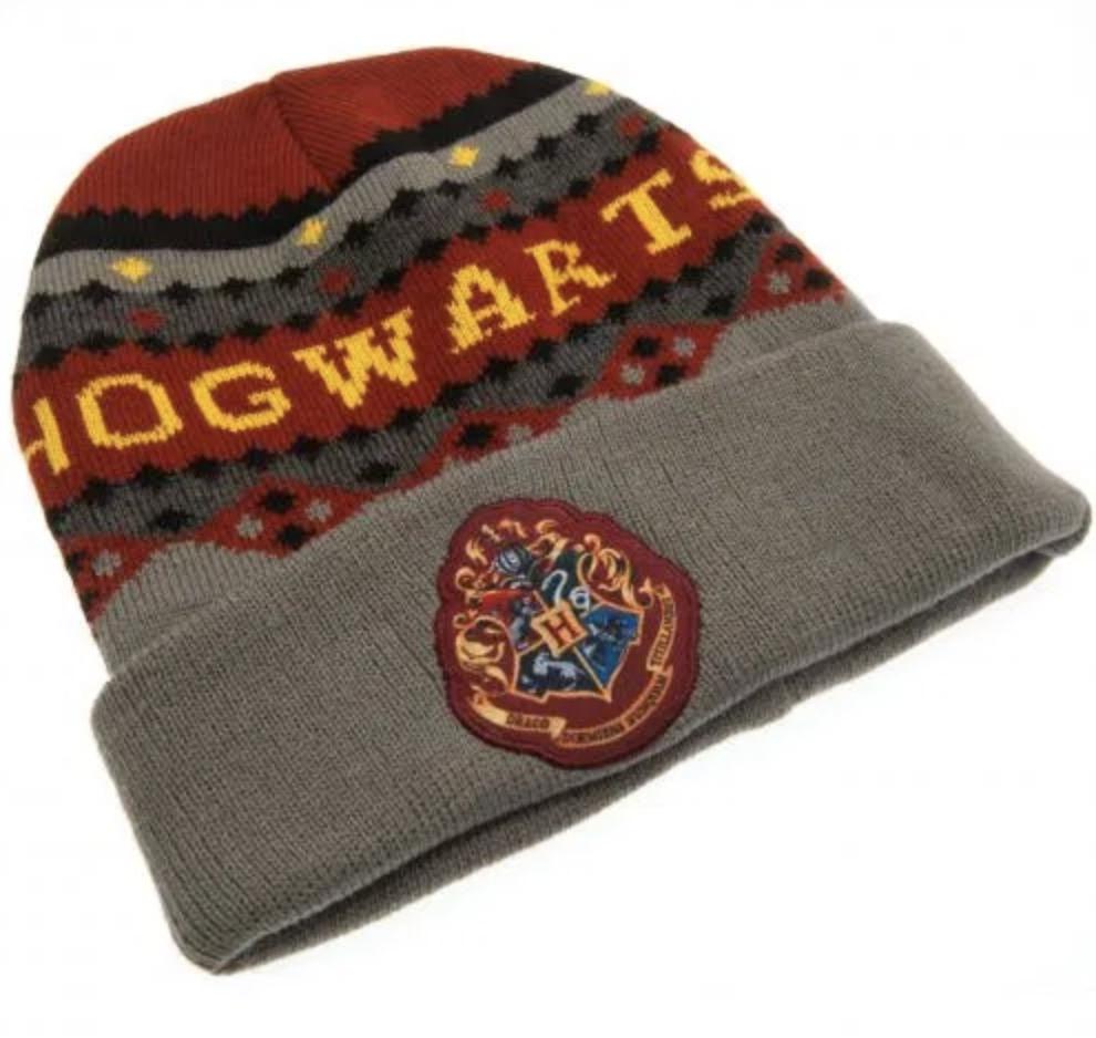 Warner Bros - Harry Potter : Bonnet Hogwarts