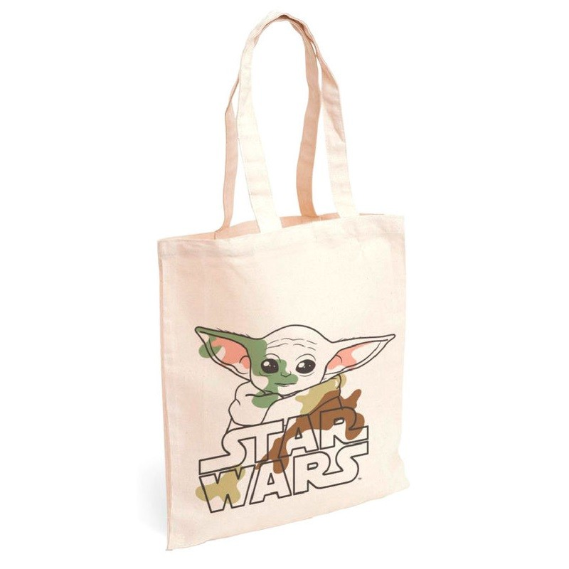 Star Wars - The Mandalorian : Tote bag The Child