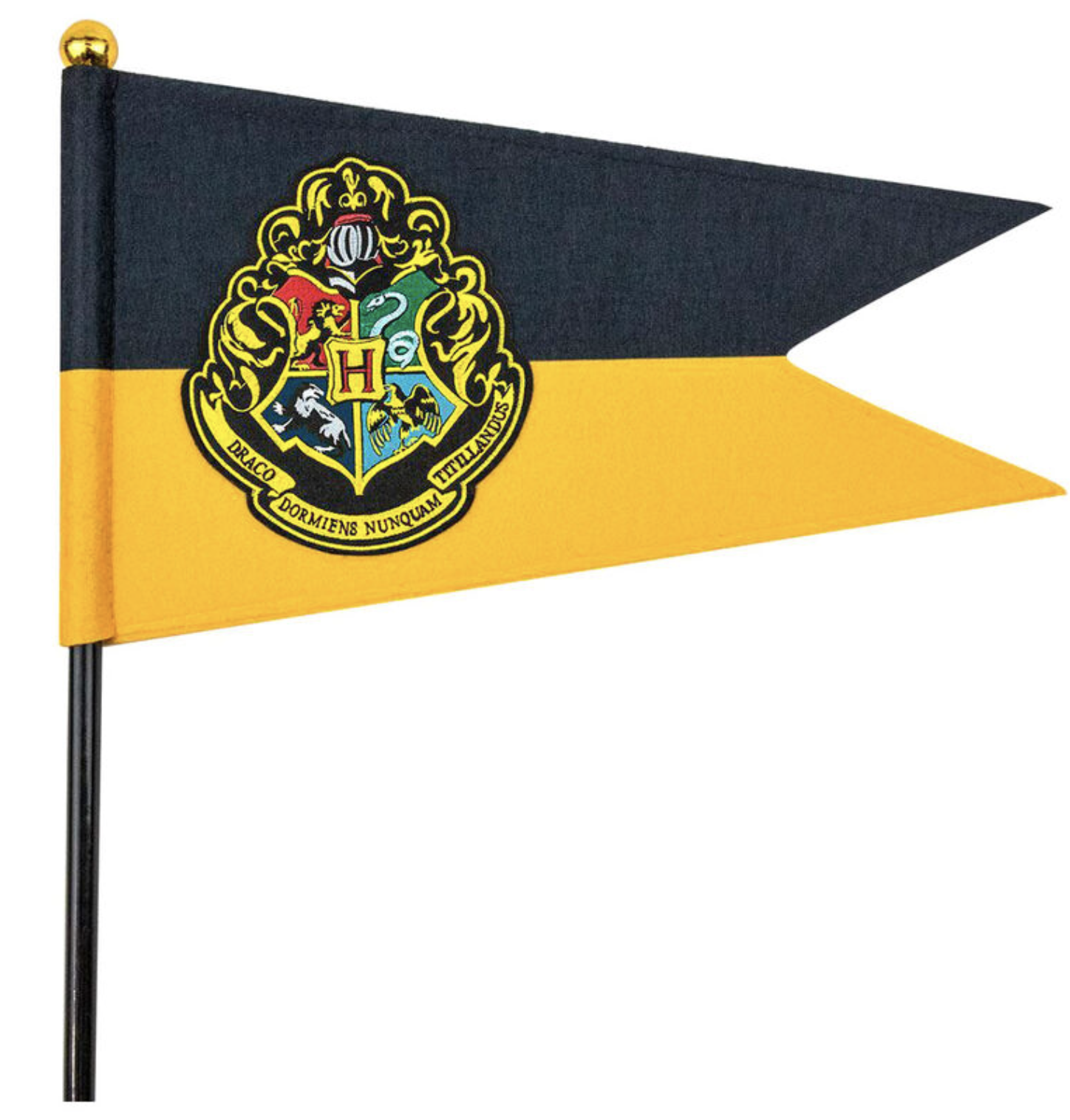 Warner Bros - Harry Potter : Drapeau Hogwarts