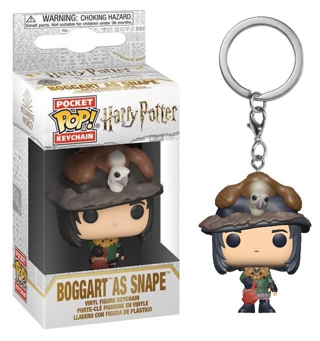 Pocket Pop Keychains : Harry Potter - Boggart as Snape