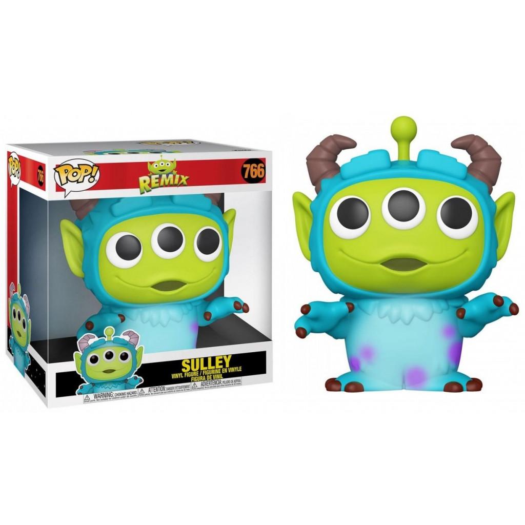 Pixar - Bobble Head Funko Pop N°756 : Alien Remix Sulley