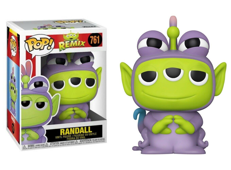 Pixar - Bobble Head Funko Pop N°761 : Alien Remix Randall