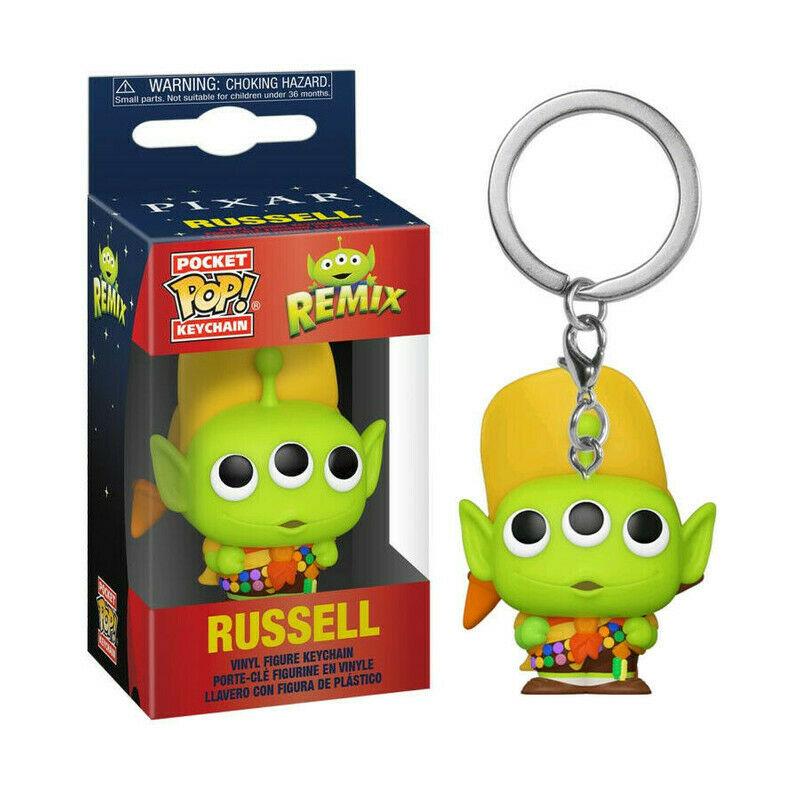 Pixar - Pocket Pop Keychain : Alien Remix Russell