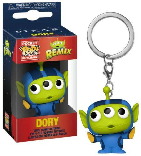 Pixar - Pocket Pop Keychain : Alien Remix Dory