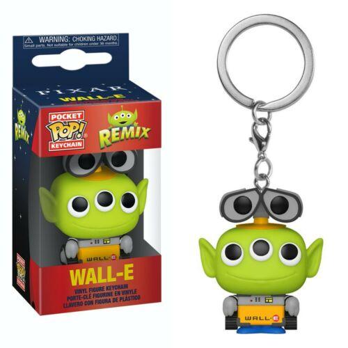 Pixar - Pocket Pop Keychain : Alien Remix Wall-e