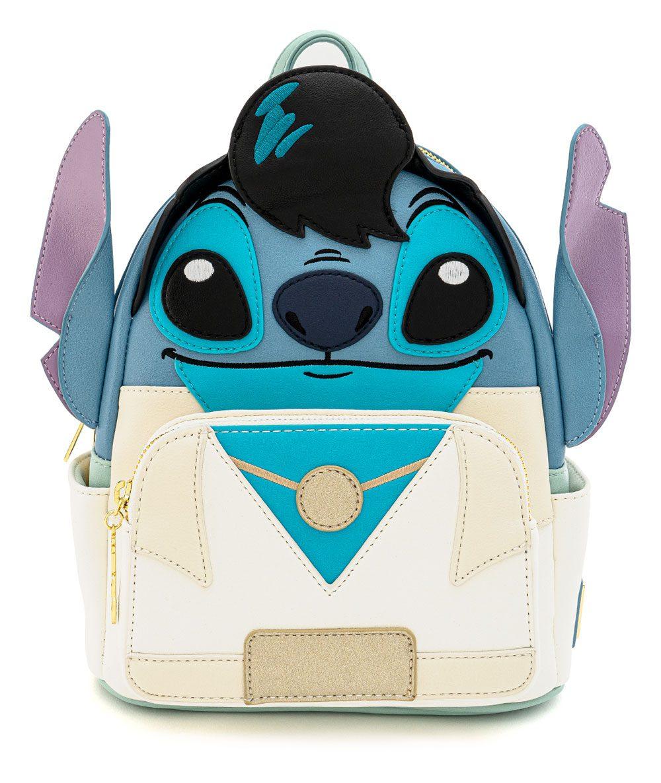 Pré-commande! Disney - Loungefly : Sac à dos Stitch