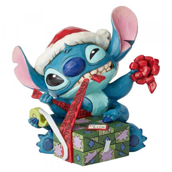 Disney Traditions - Lilo et Stitch : Figurine Stitch cadeau