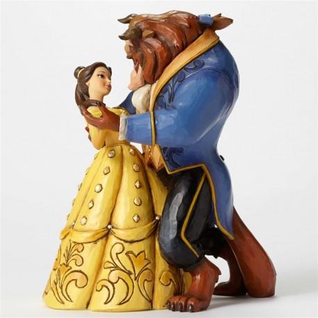 Disney Traditions - La Belle et la Bête : Dancing couple 25th years