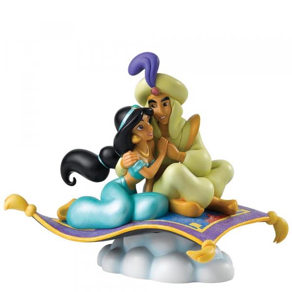 Disney Traditions - Aladdin : Figurine A whole new world