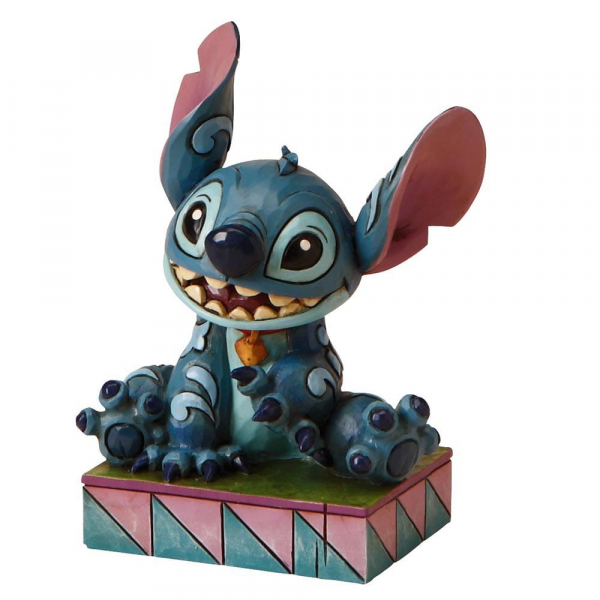 Disney Traditions - Lilo et Stitch : Figurine Stitch Ohana