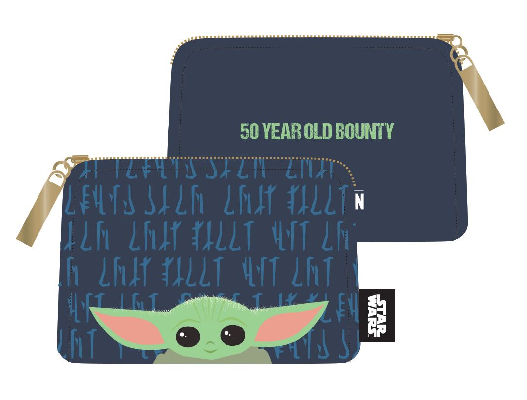 Star Wars - The Mandalorian : Petit porte monnaie The Child