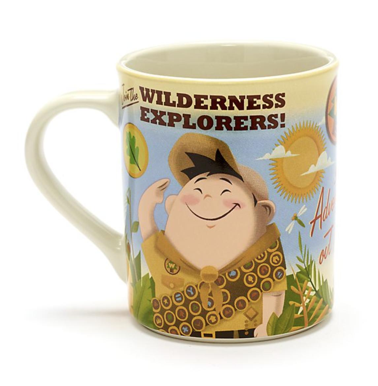 Disney - La haut : Mug exploration