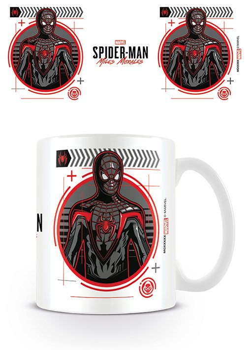 Marvel - Spiderman : Mug Suit Tech Miles Morales