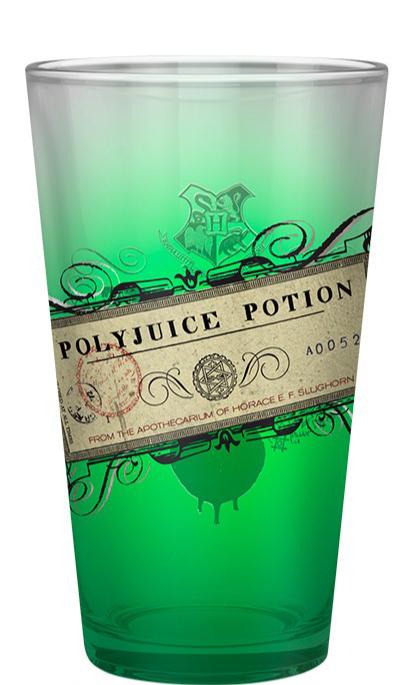 Warner Bros - Harry Potter : Verre XXL Potion Polynectar