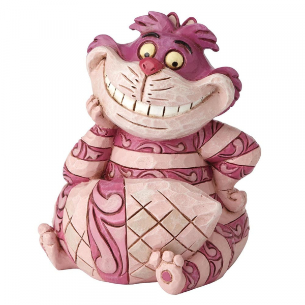 Disney Traditions - Alice au pays des merveilles : Figurine Cheshire Cat