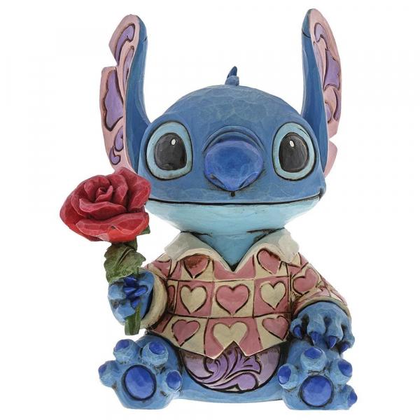 Disney Traditions - Lilo et Stitch : Figurine Stitch Clueless Casanova