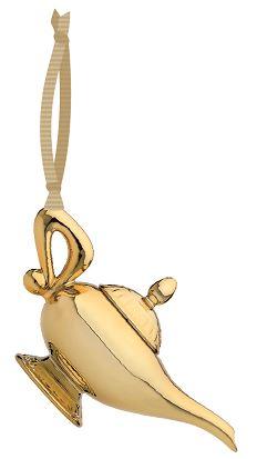 Disney - Aladdin : Décoration à suspendre Lampe