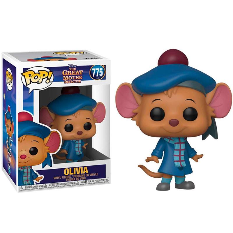 Disney - Bobble Head Funko Pop N°775 : Olivia