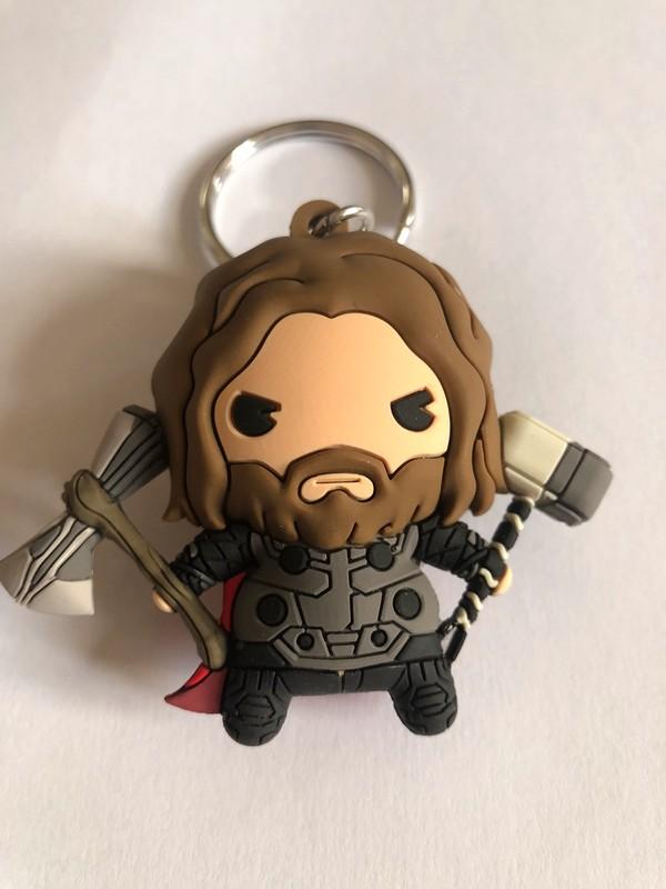 Marvel - Avengers : Porte-clé Thor SPVC