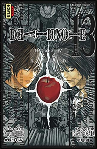Manga - Death Note : Tome 13