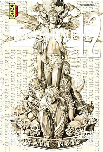 Manga - Death Note : Tome 12