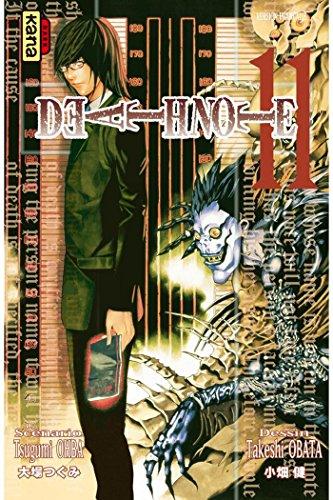 Manga - Death Note : Tome 11