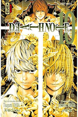 Manga - Death Note : Tome 10