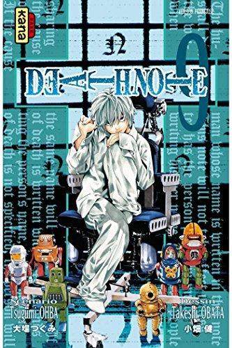 Manga - Death Note : Tome 9