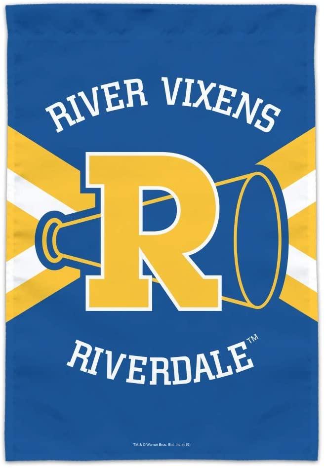 Riverdale : Bannière Cheerleaders River Vixens