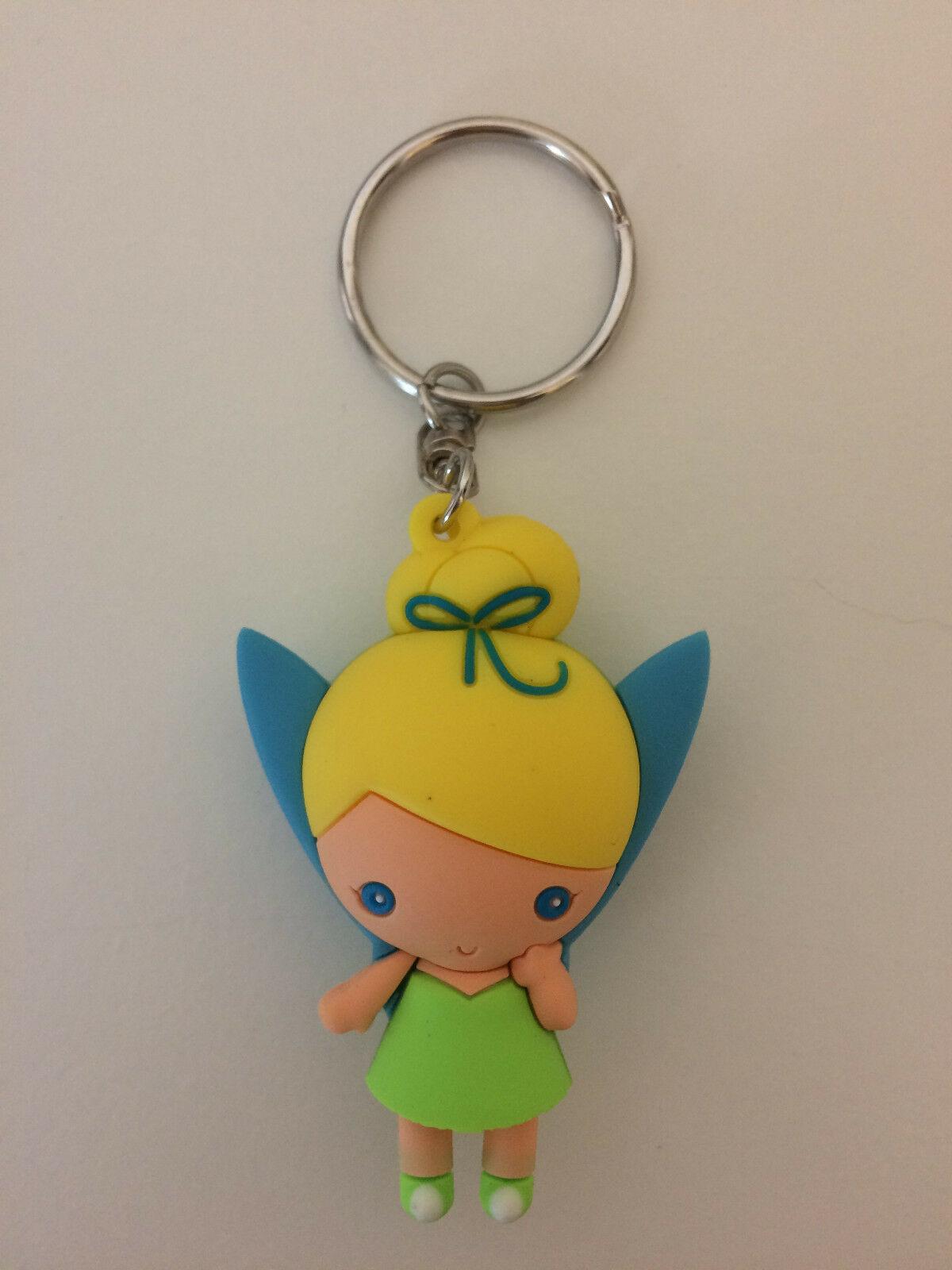 Disney - Peter Pan : Porte clé Clochette SPVC