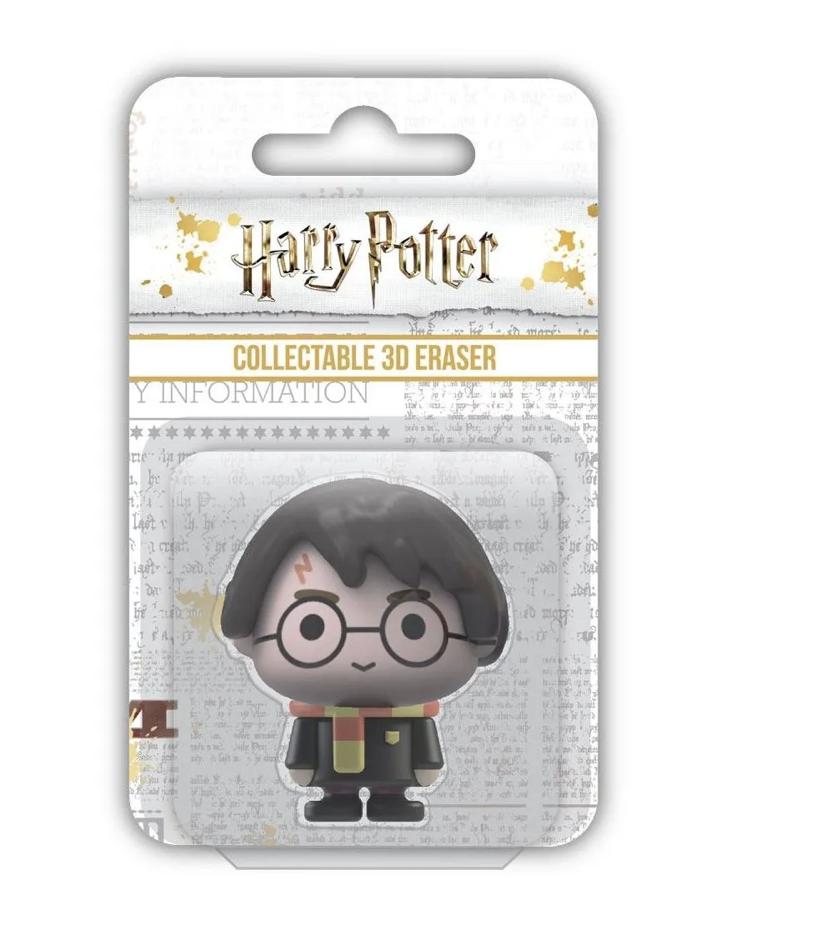 Warner Bros - Harry Potter : Gomme Harry