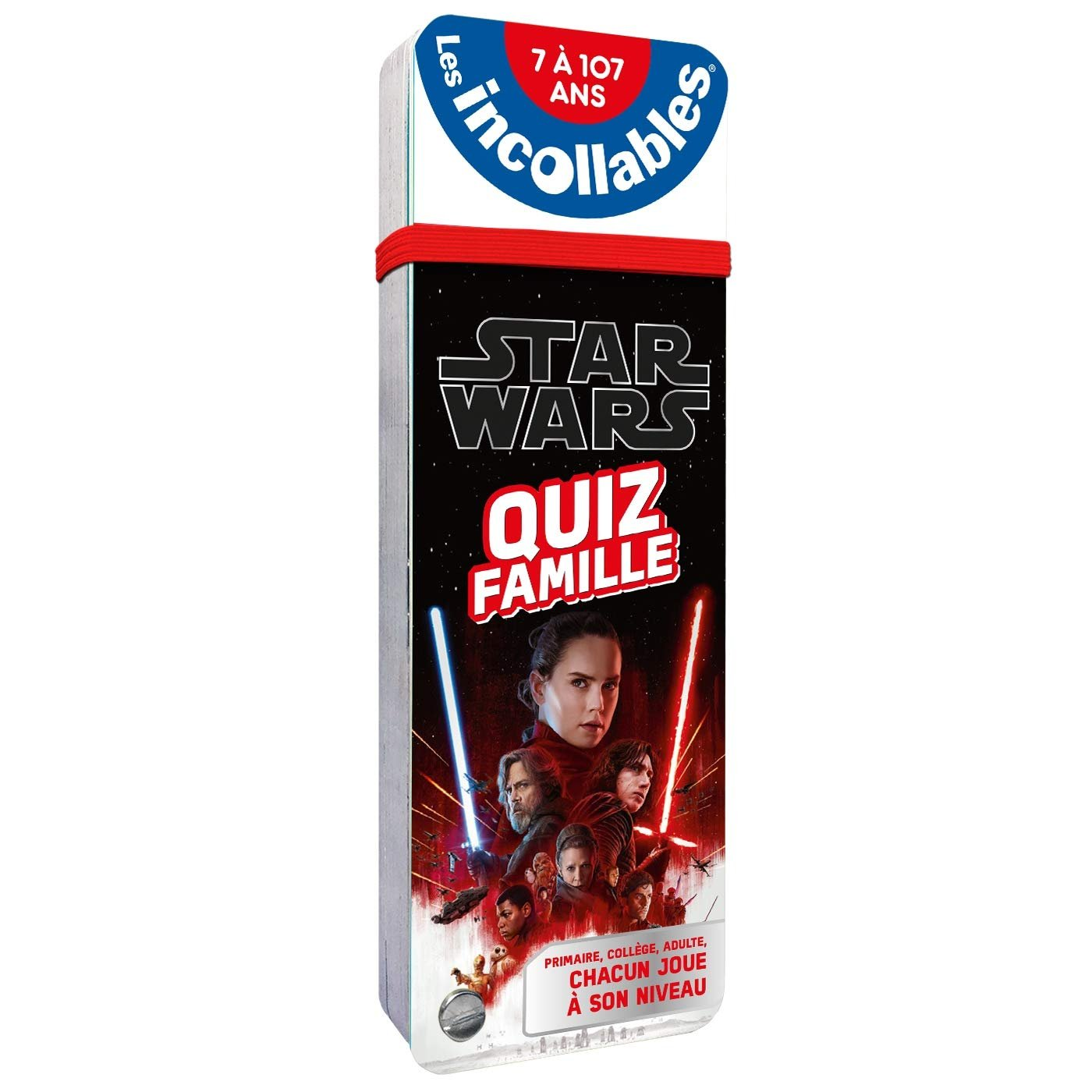 Star Wars - Les Incollables : Quizz Famille