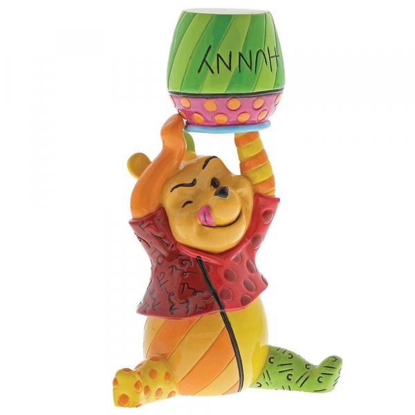 Disney Britto - Winnie l\'ourson : Mini figurine Winnie