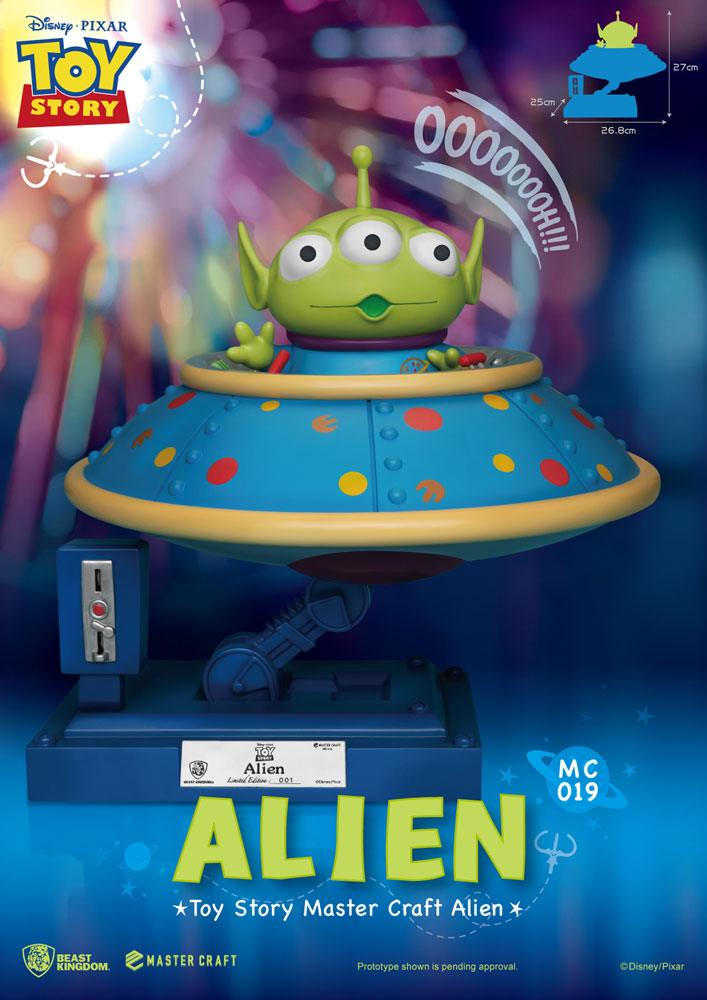 Toy Story - Master Craft : Statuette Alien