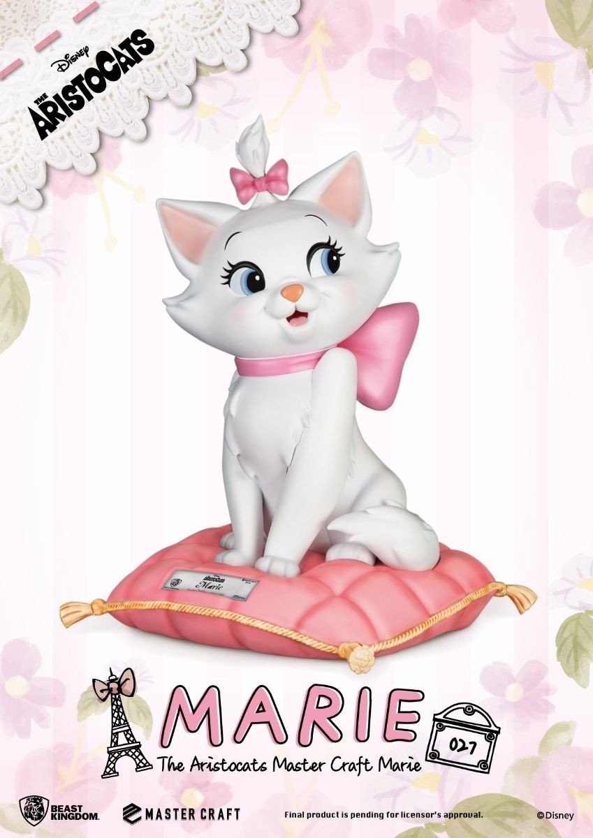 Les aristochats - Master Craft : Statuette Marie