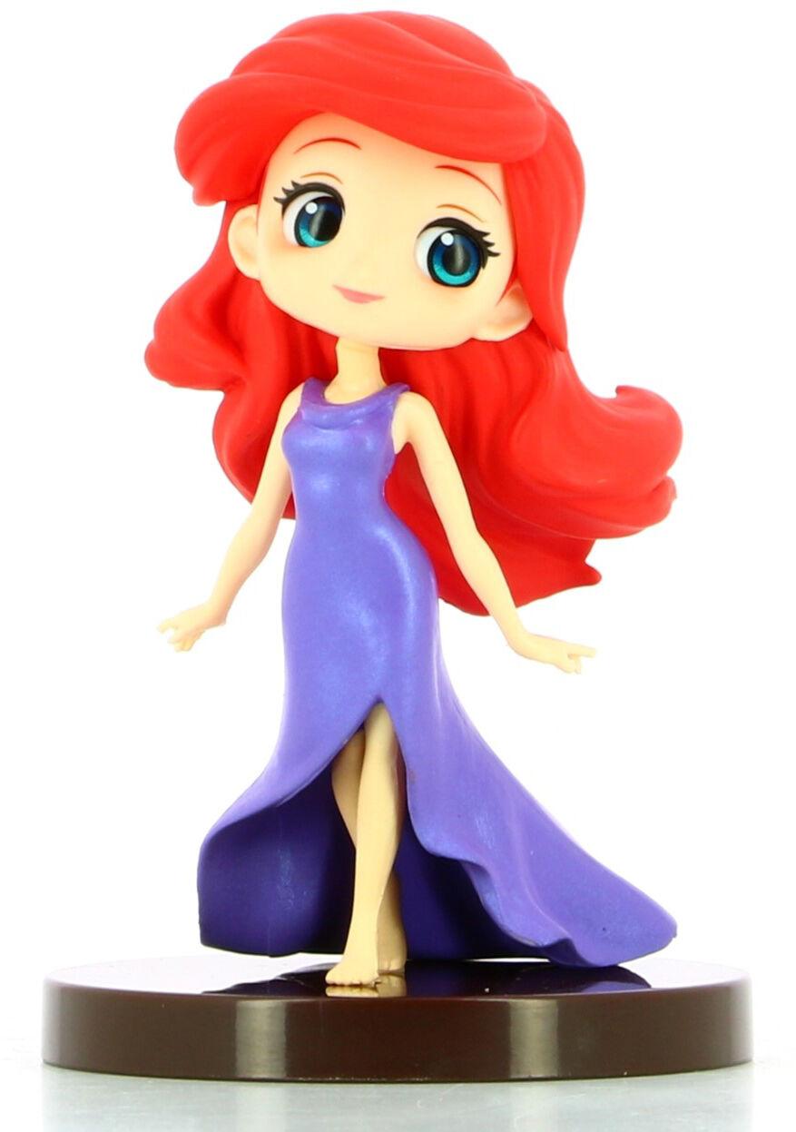 La petite sirène - Q Posket Petit : Figurine Ariel