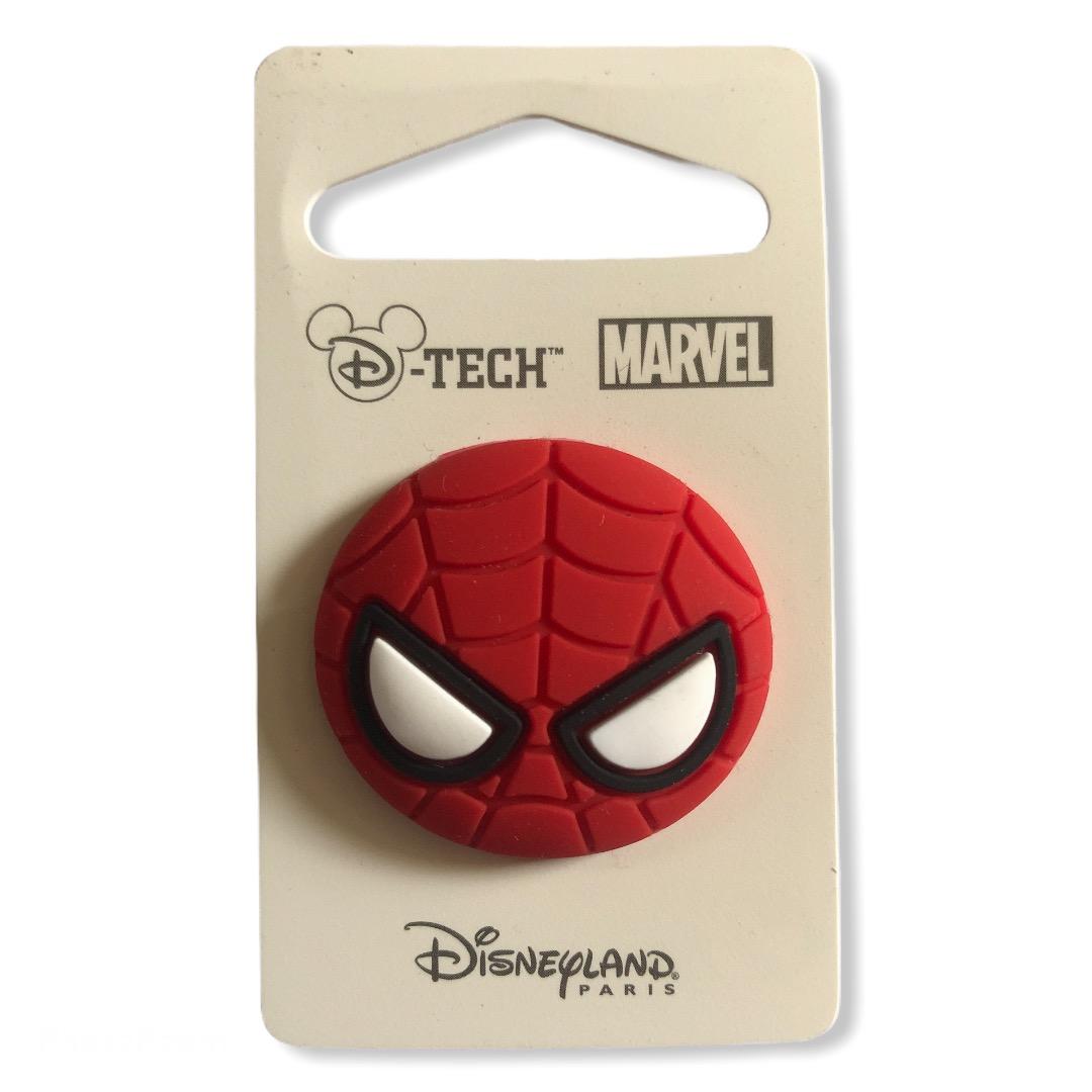 Marvel - Spiderman : Charm, Accessoire de coque pour téléphone
