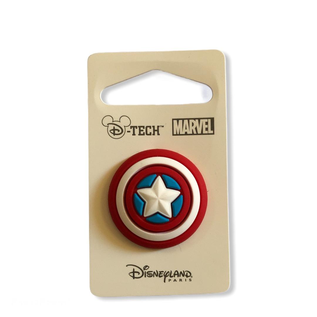 Marvel - Captain America : Charm, Accessoire de coque pour téléphone
