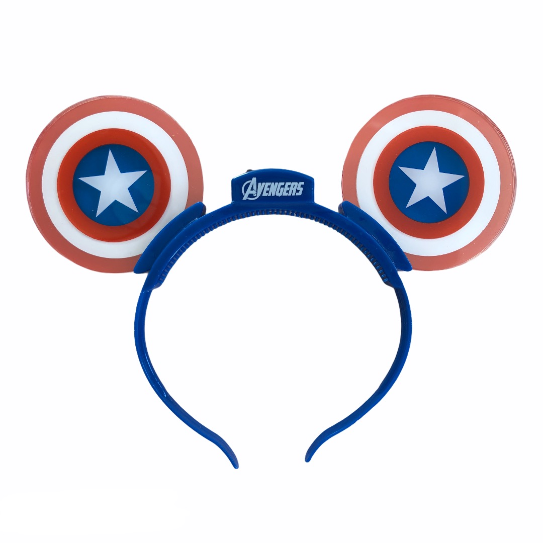 Marvel - Serre-tête lumineux Captain America