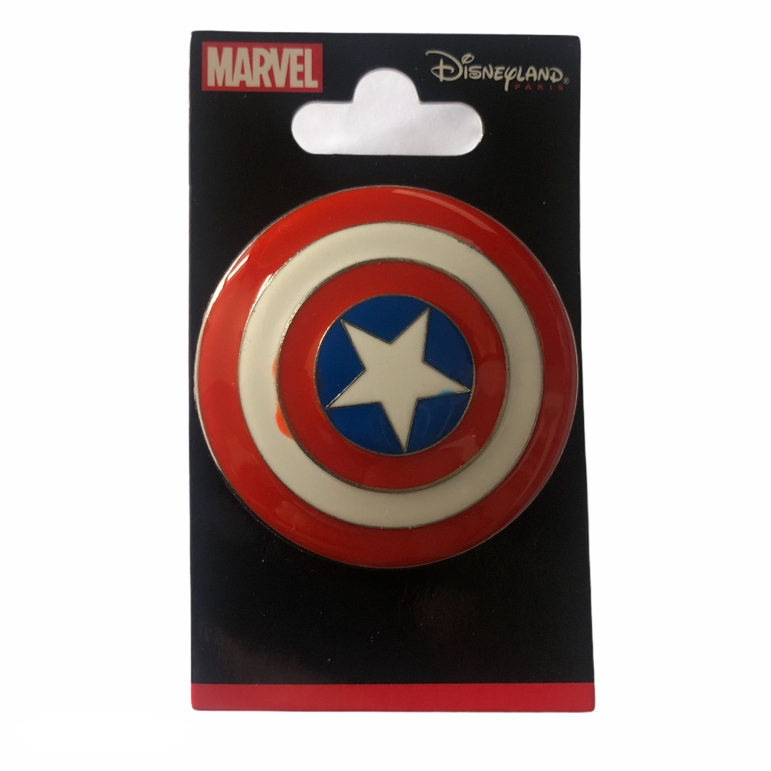 Marvel - Avengers : Pin\'s Bouclier Captain America OE