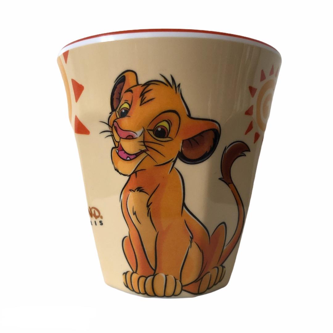 Disney - Le roi lion : Gobelet « Simba »