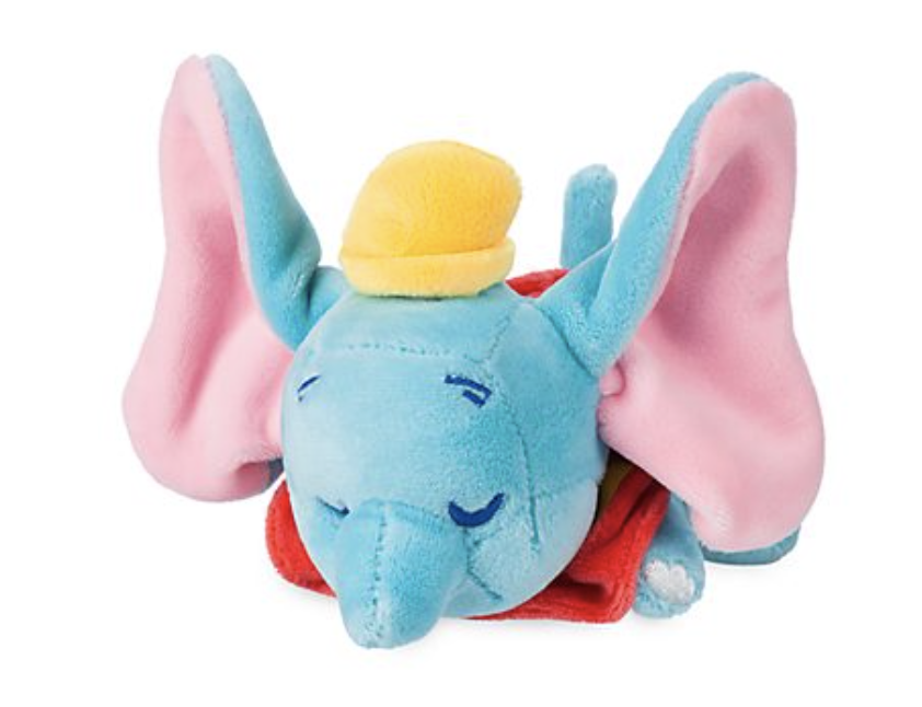 Disney - Dumbo : Mini peluche (édition Cuddleez)