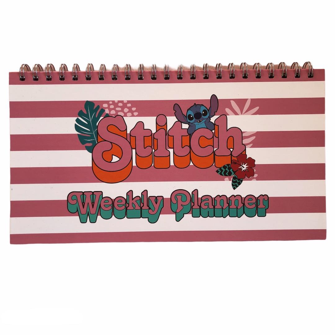 Disney - Lilo et Stitch : Weekly Planner