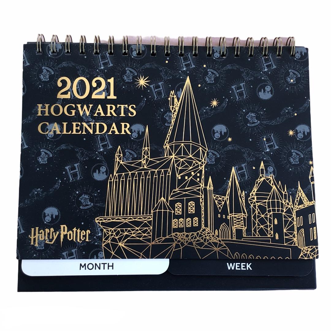 Warner Bros - Harry Potter : Hogwarts Calendar