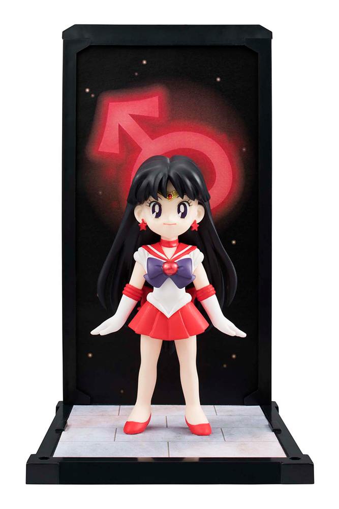 Sailor-Moon - Tamashii Buddies : Figurine Sailor Mars