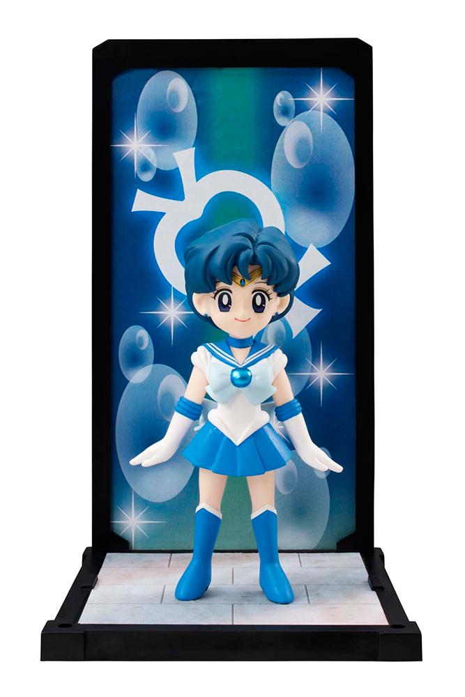 Sailor-Moon - Tamashii Buddies : Figurine Sailor Mercury