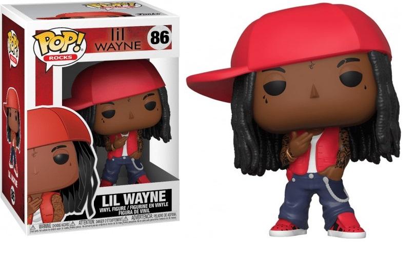 LIL WAYNE - BOBBLE HEAD POP N° 86 - LIL WAYNE