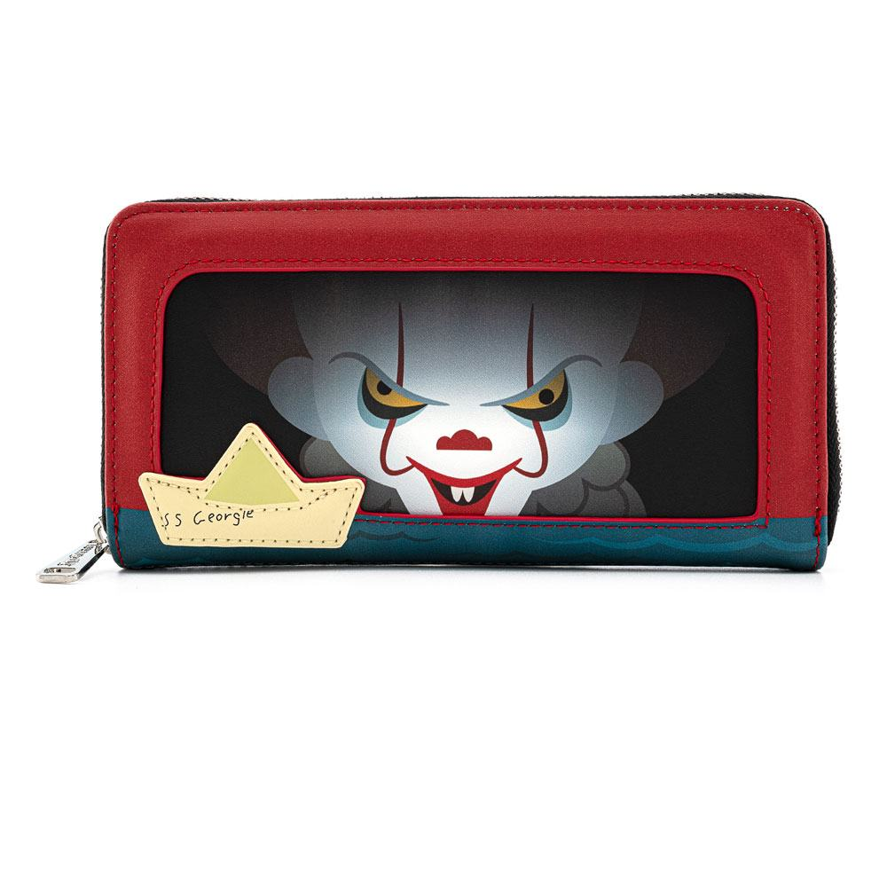 IT - Loungefly : Porte monnaie Pennywise