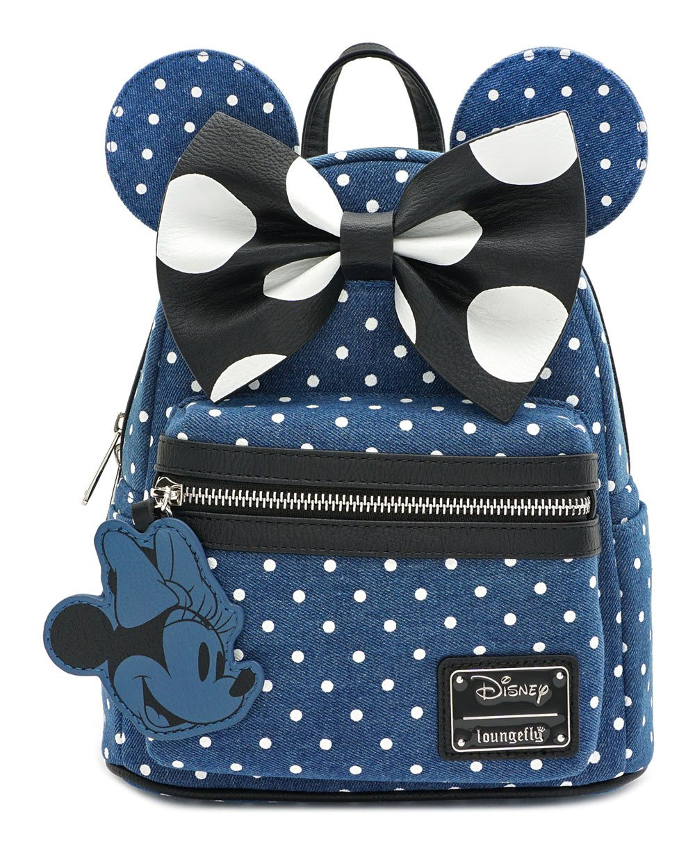 Disney - Loungefly - Sac à dos Minnie Mouse dots